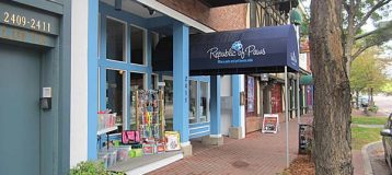 Republic of Paws - Store front